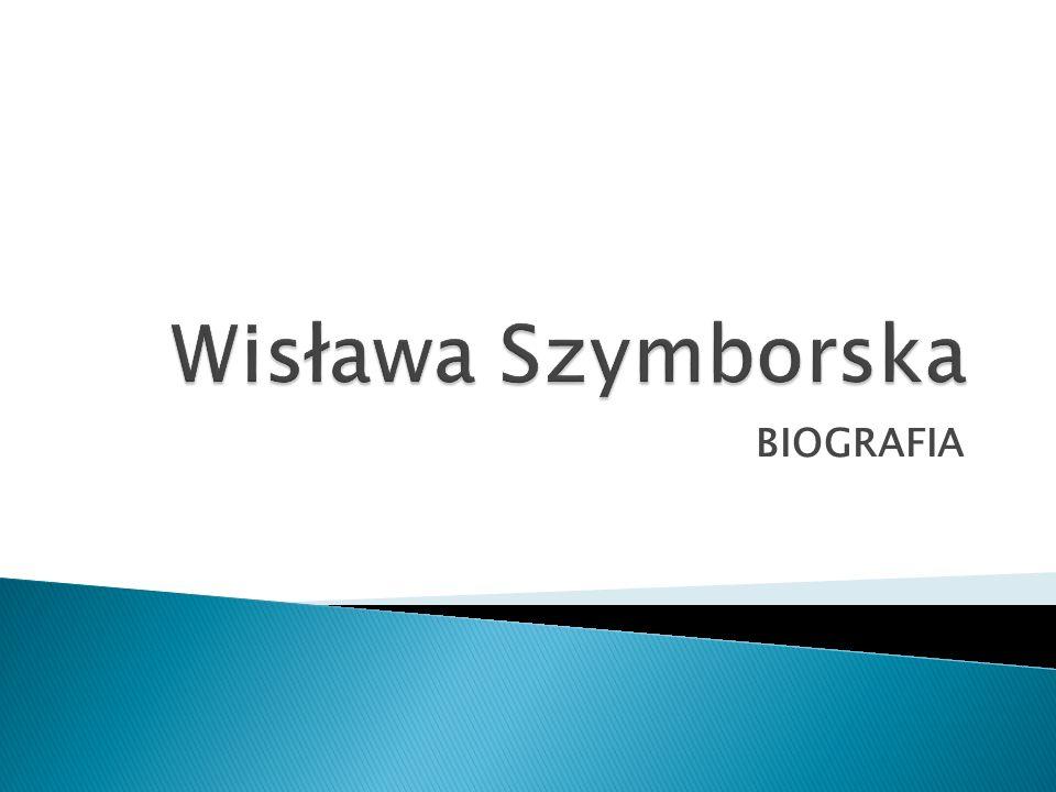 Urodzona 2 lipca 1923 w Bninie koło Poznania.