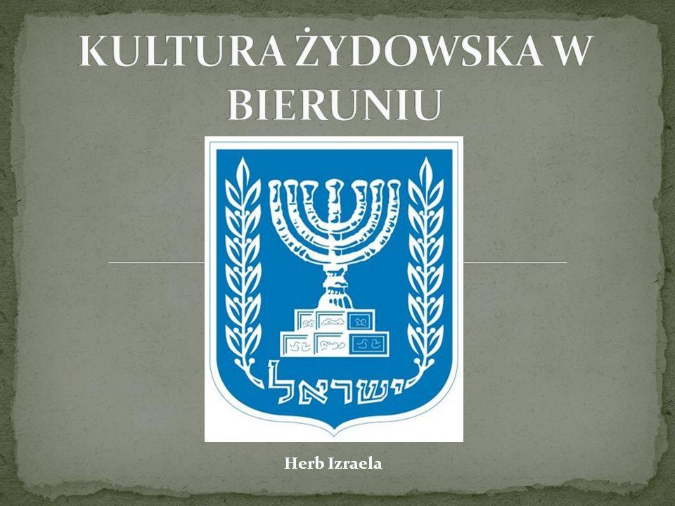 Nie wiadomo dokładnie dlaczego i skąd, Żydzi przywędrowali do Bierunia.