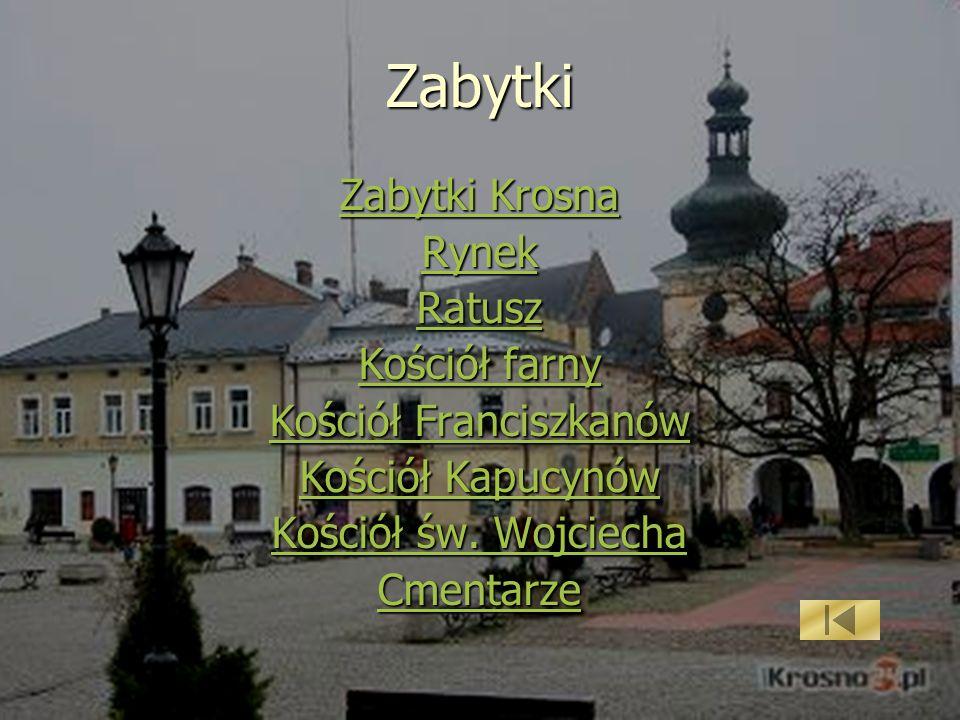 Kościół św.Wojciecha z XV w. Kościół znajduje się w miejscu dawnej świątyni z XI w, na tzw.