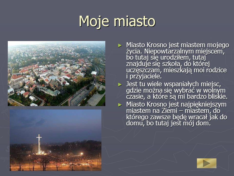 Muzea w Krośnie Krosno posiada kilka interesujących muzeów, które warto byłoby odwiedzić, gdyż wiele mówią o historii naszego pięknego miasta.