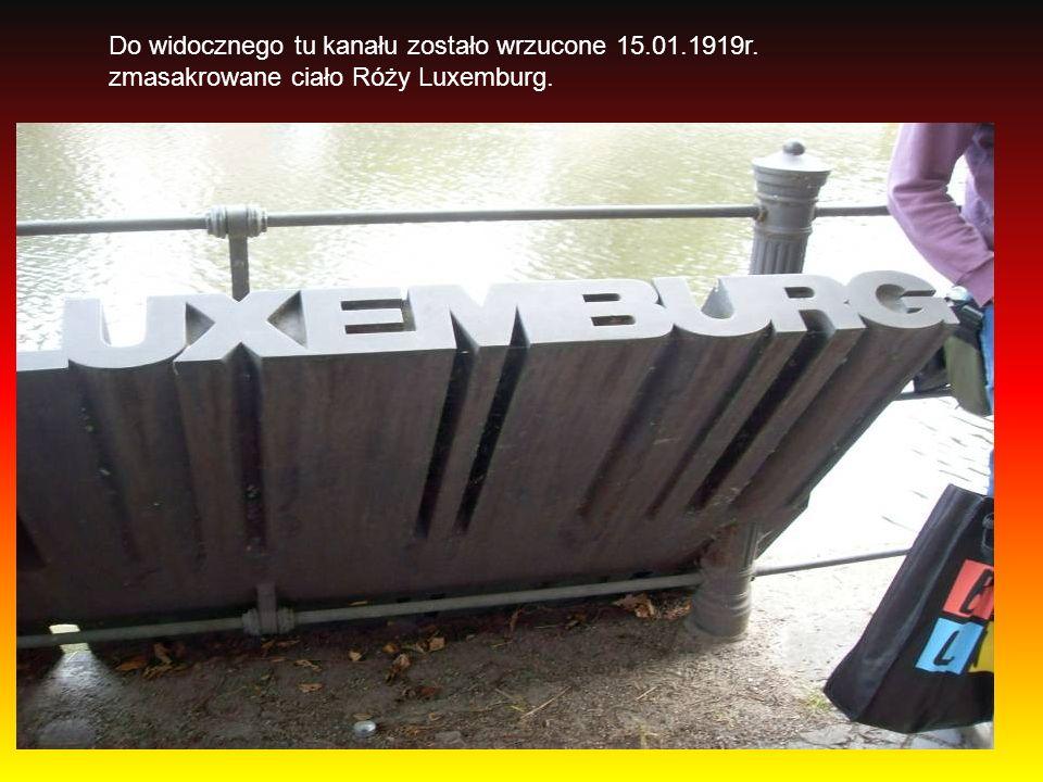 Pomniki Berlina ku czci ofiar II.