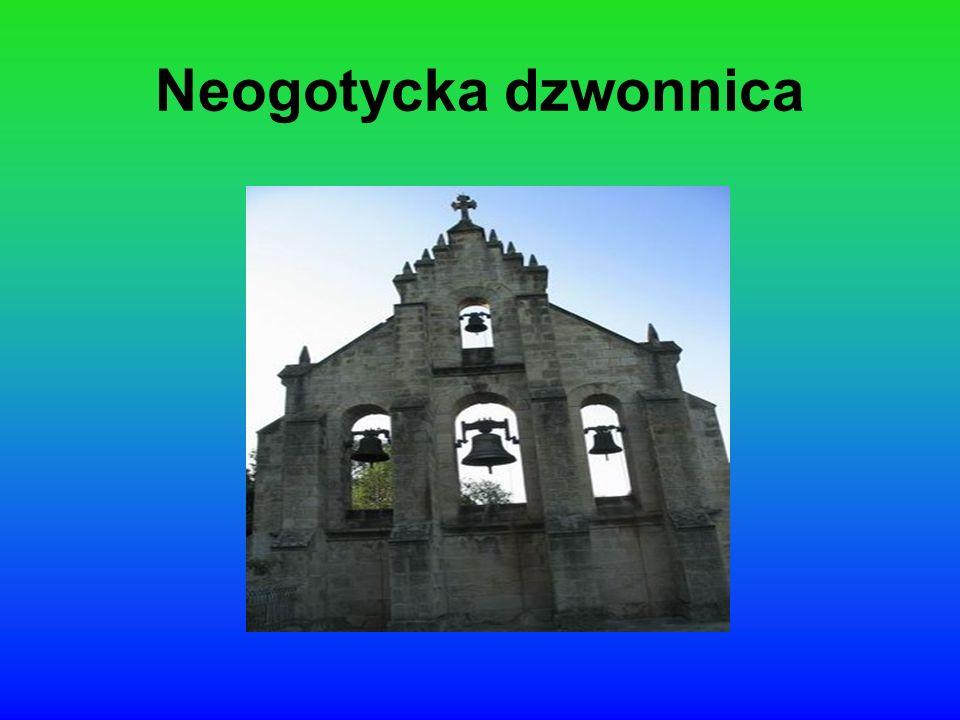 Neogotycka dzwonnica