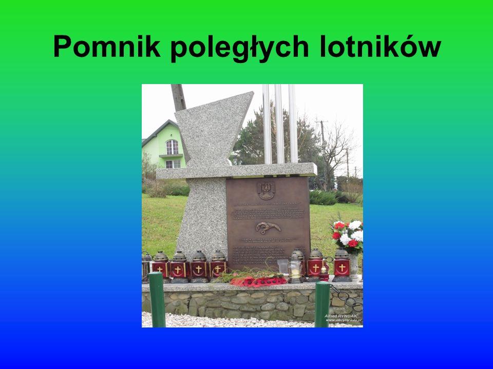 Pomnik poległych lotników