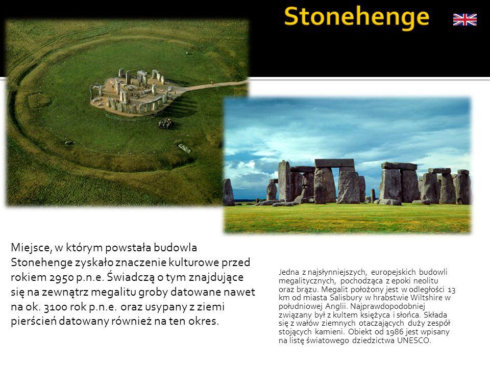 Jedna z najsłynniejszych, europejskich budowli megalitycznych, pochodząca z epoki neolitu oraz brązu. Megalit położony jest w odległości 13 km od mias