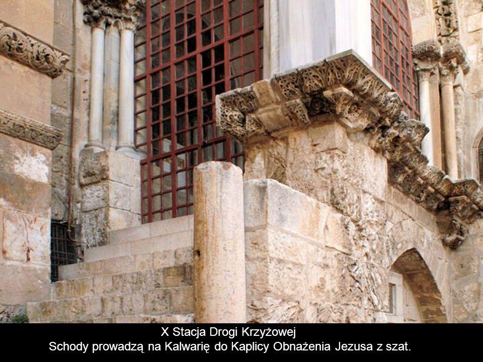 Od setek lat klucze do bazyliki przechowują wyznawcy islamu, rody Nusseibeh i Joudeh. W ręce tych rodzin trafiły one w 1192 roku za czasów panowania S