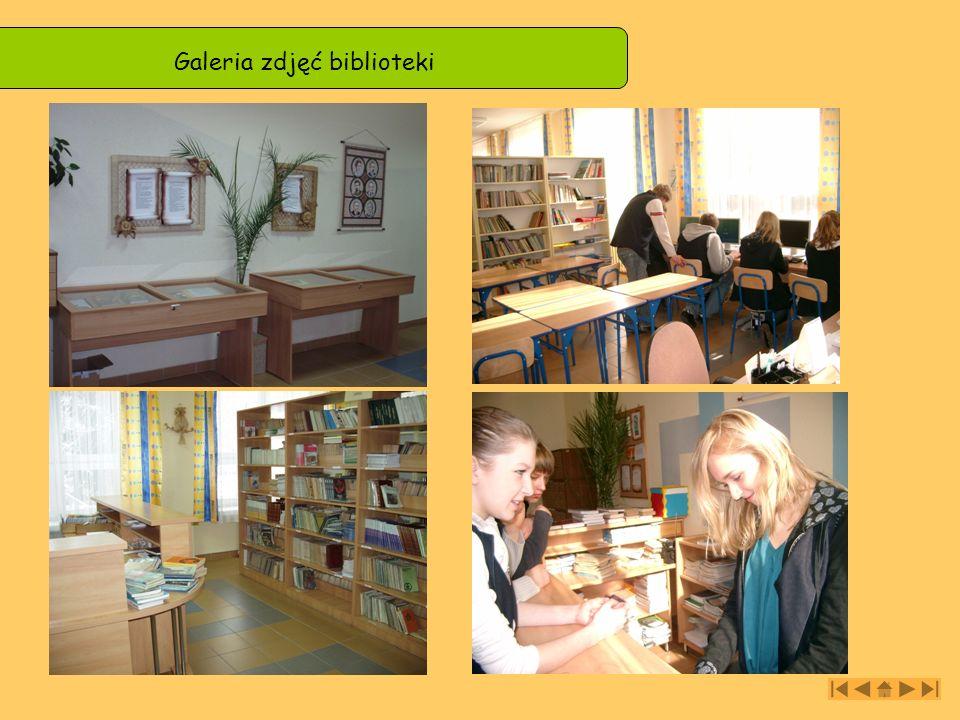 Galeria zdjęć biblioteki