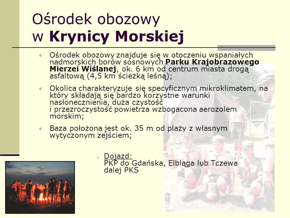 Krynica Morska i okolice, czyli co warto zobaczyć Krynica Morska jest jednym z najmniejszych, pod względem liczby ludności, miast w Polsce.