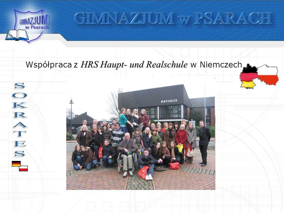 HRS Haupt- und Realschule Współpraca z HRS Haupt- und Realschule w Niemczech