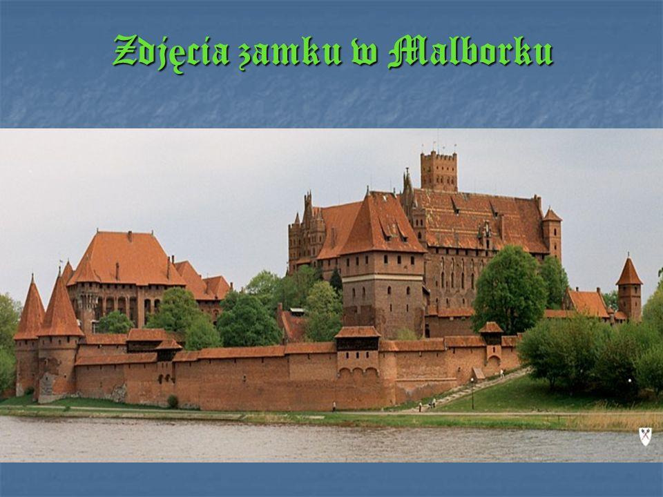 Zamek w Malborku Już w XIII w. pojawili się nad Nogatem koloniści niemieccy, m. in. ze Śląska i założyli obok zamku osadę nazwaną