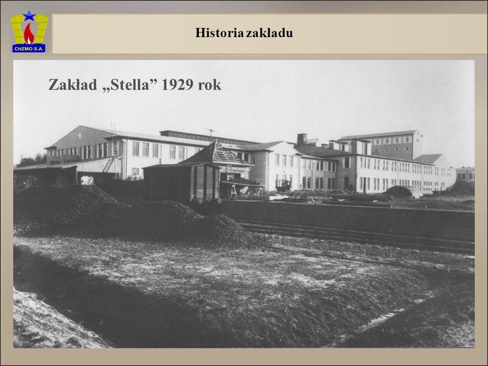 Historia zakładu Chrzanowskie Zakłady Materiałów Ogniotrwałych mają bogate 80-cio letnie tradycje w produkcji materiałów ogniotrwałych dla hutnictwa ż