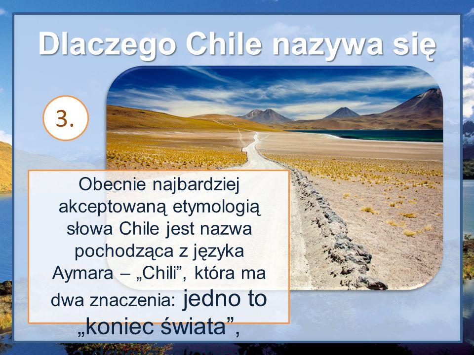 Chilijczycy dobrze wiedzą, co to znaczy trzęsienie ziemi.