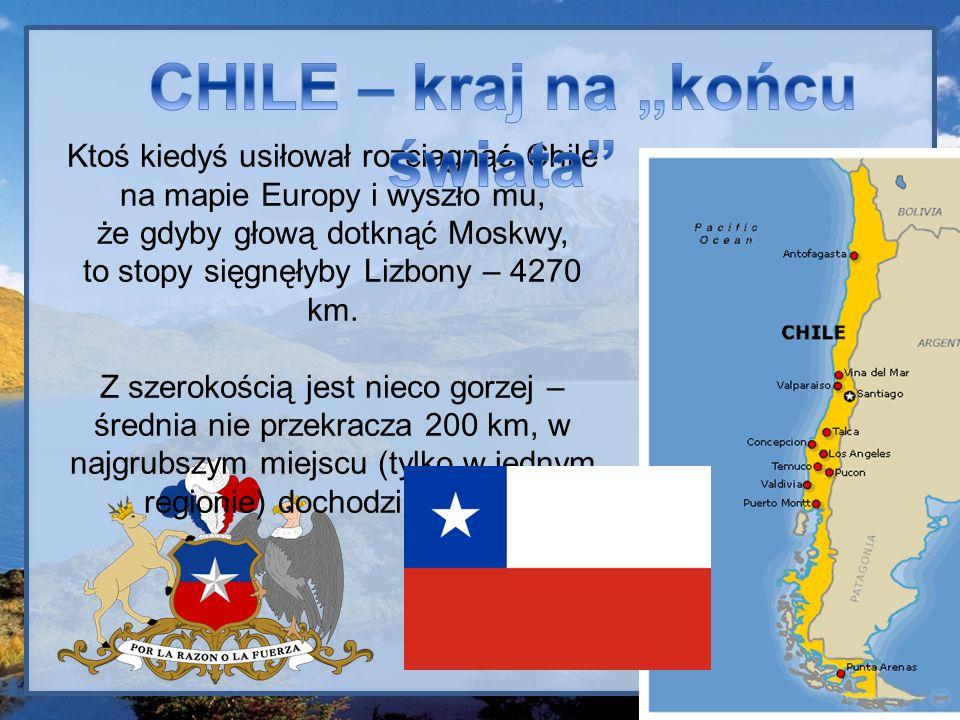 Według danych – katolicy w Chile stanowią prawie 70% społeczeństwa.