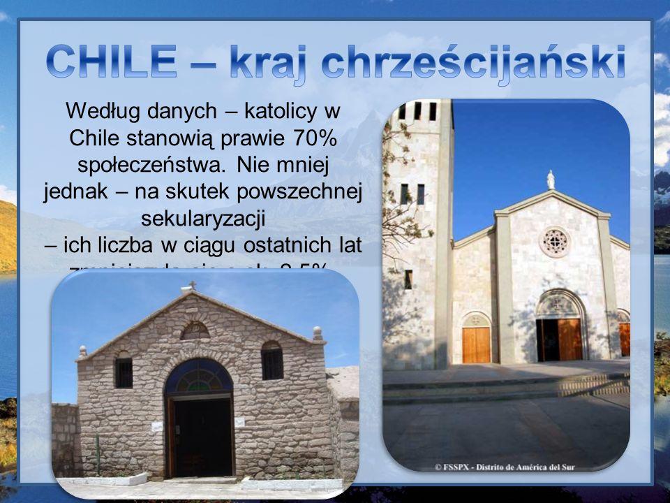 Obecnie w Chile pracuje 6 polskich misjonarek: s.