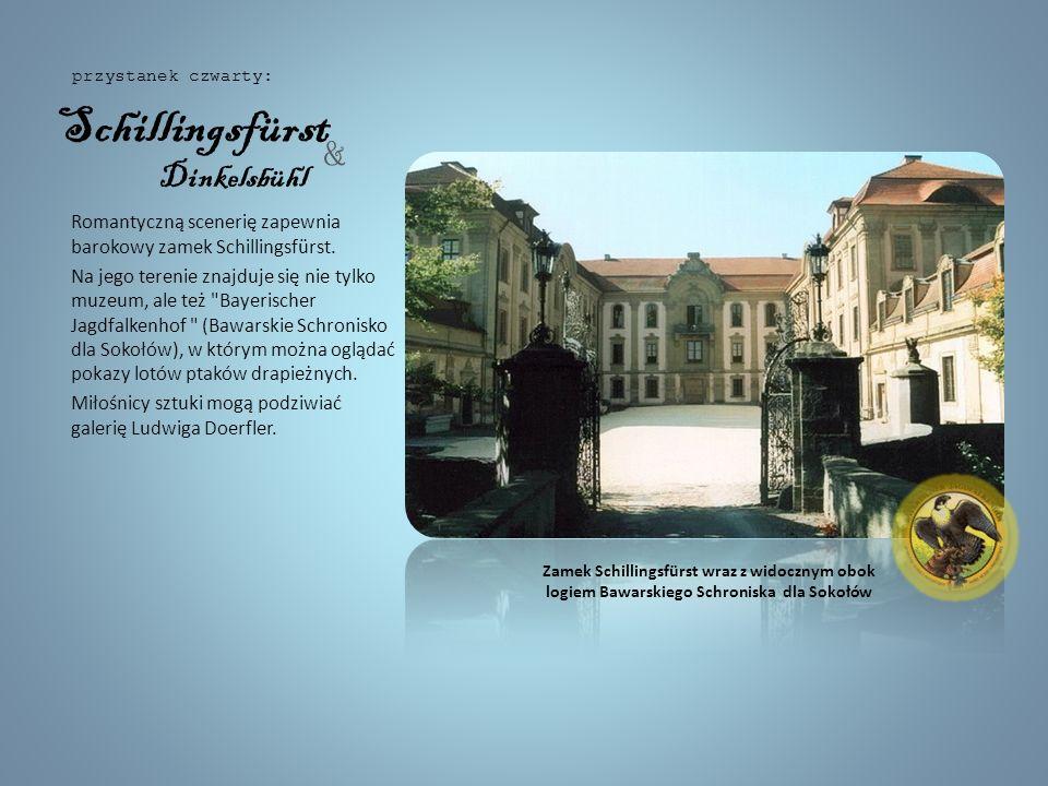 ~ Rothenburg ob. derTauber ~ Na zwiedzanie tego miasta warto zarezerwować sobie więcej czasu. Po wojnie zostało ono odbudowane i odrestaurowane