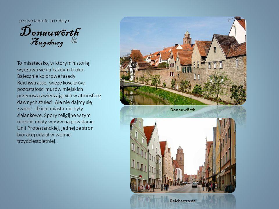 ~ Harburg ~ Jeden z najpotężniejszych i najpiękniejszych zamków południowych Niemiec góruje nad Harburgiem. Zamek może się poszczycić 900- letnią hist