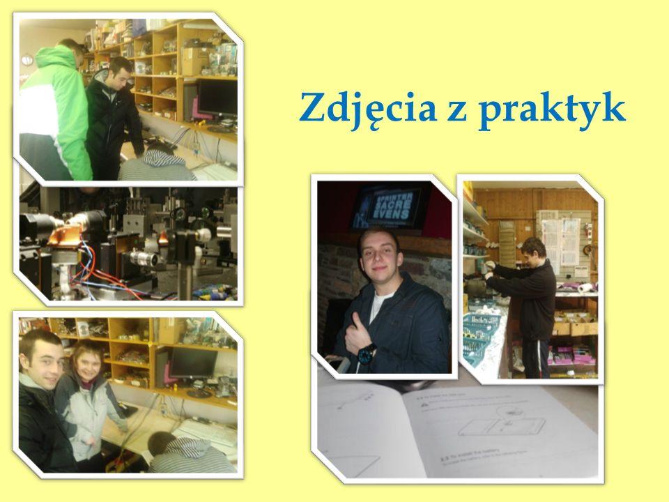 Zdjęcia z praktyk