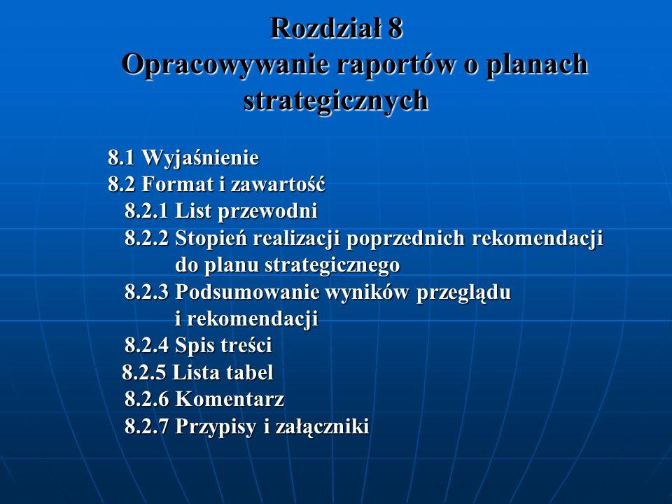 Rozdział 9 Realizacja planu strategicznego poprzez proces budżetowy 9.1 Wyjaśnienie 9.1 Wyjaśnienie 9.2 Plany pracy 9.2 Plany pracy 9.3 Przydziały budżetowe 9.3 Przydziały budżetowe 9.4 Przegląd realizacji planów 9.4 Przegląd realizacji planów 9.5 Działania korygujące 9.5 Działania korygujące