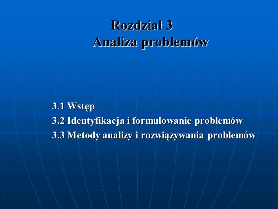 Rozdział 4 Społeczna weryfikacja problemów 4.1 Czy tylko władze czy również mieszkańcy.
