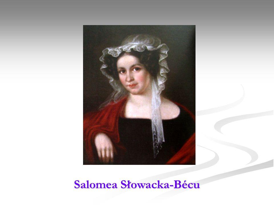 Salomea Słowacka-Bécu