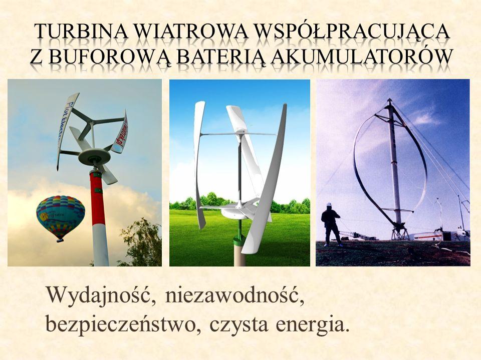 Wydajność, niezawodność, bezpieczeństwo, czysta energia.