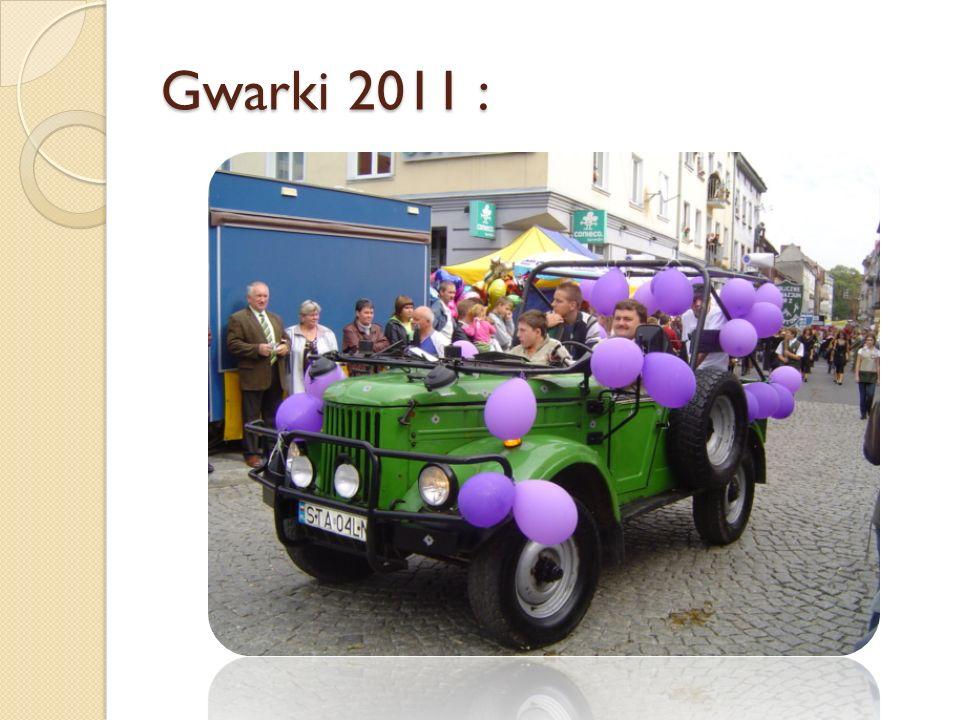Gwarki 2011 :