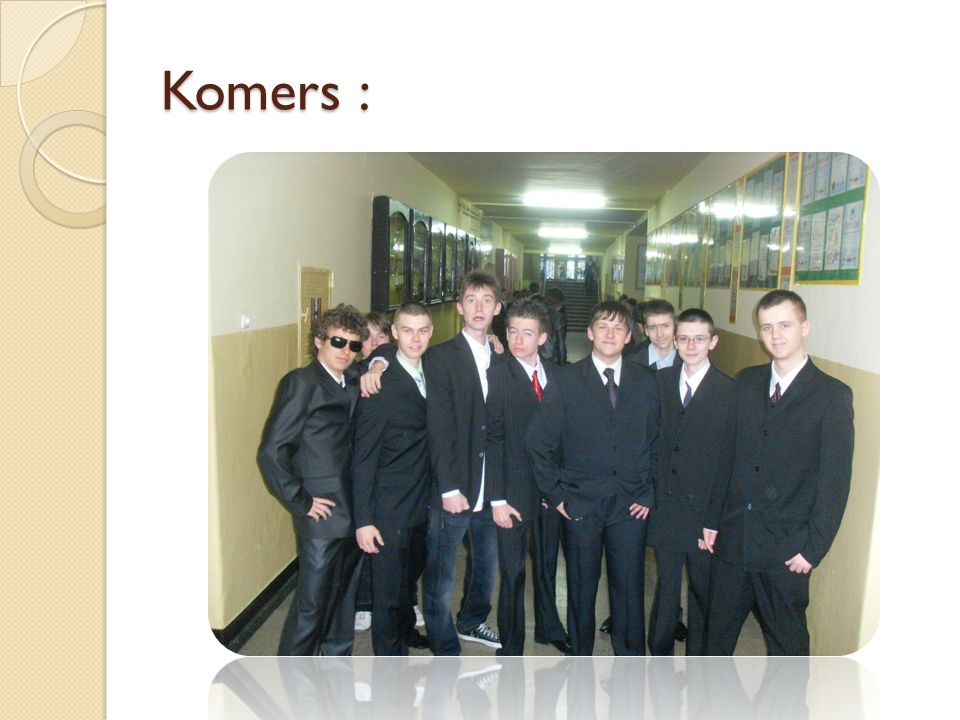 Komers :