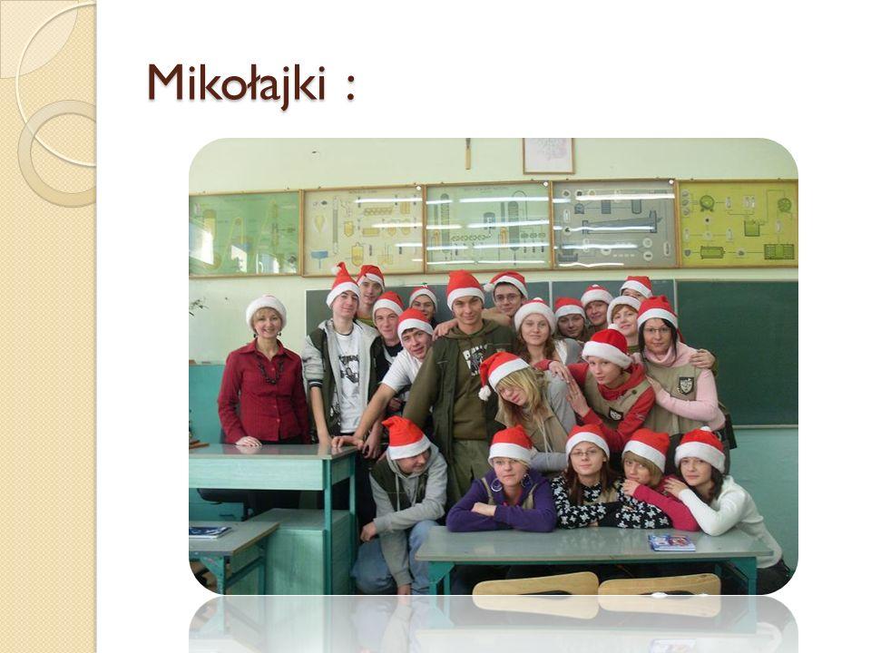 Mikołajki :