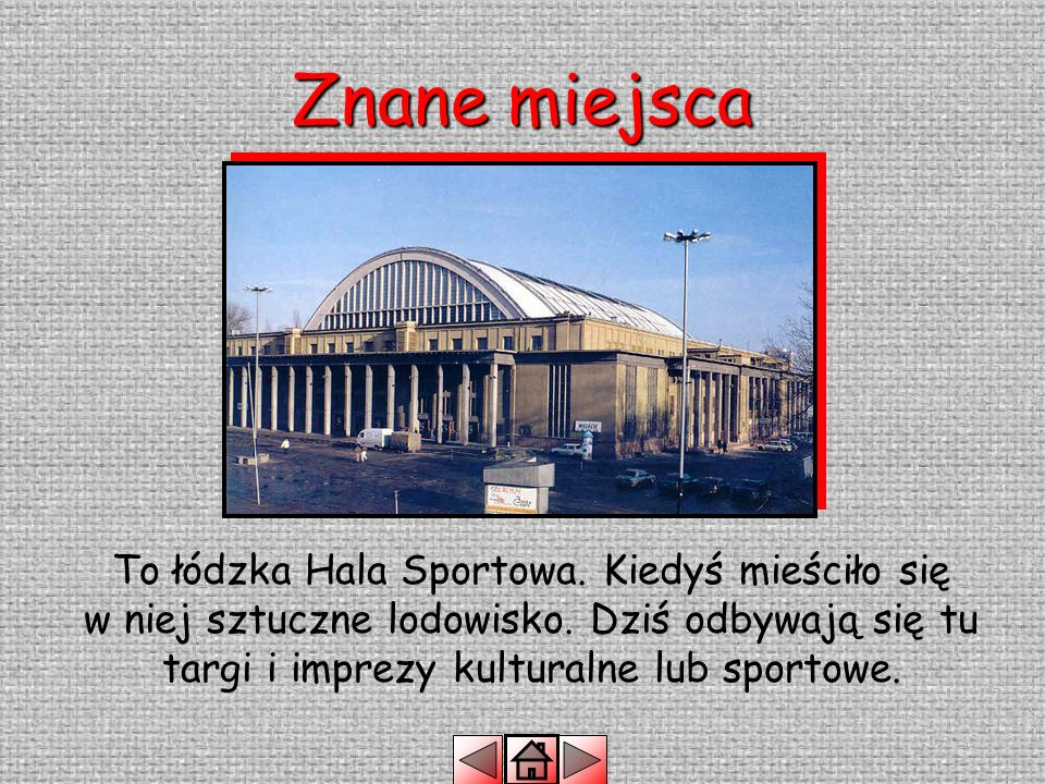 Znane miejsca To szpital - pomnik Centrum Zdrowia Matki - Polki