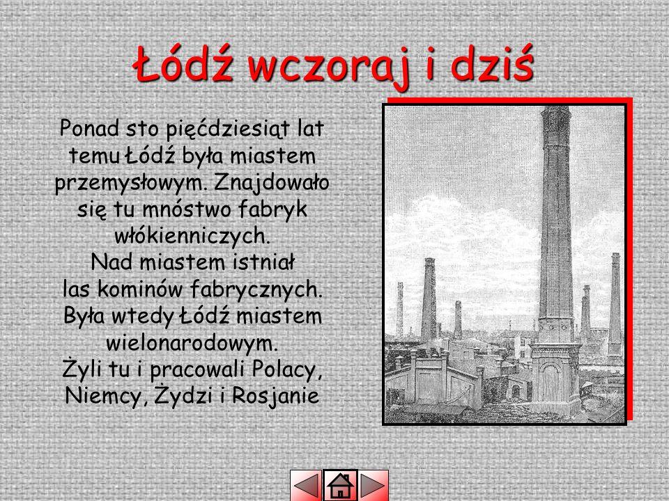 Ciekawe jak wyglądała Łódź dawniej, kiedy nasze pra-, pra- pra- prababcie były małymi dziewczynkami.