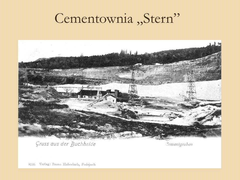 Cementownia Stern