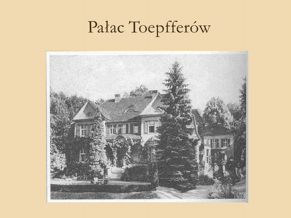 Pałac Toepfferów