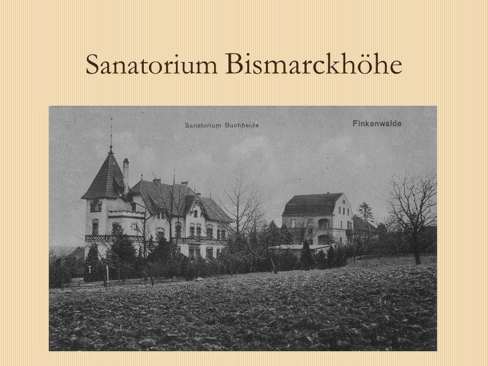 Sanatorium Bismarckhöhe