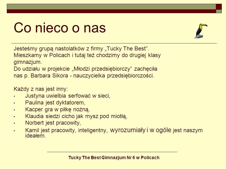 Tucky The Best Gimnazjum Nr 6 w Policach Działalność gospodarcza Swoja pracę rozpoczęliśmy od znalezienia odpowiedzi na pytania: Na czym polega działalność gospodarcza.