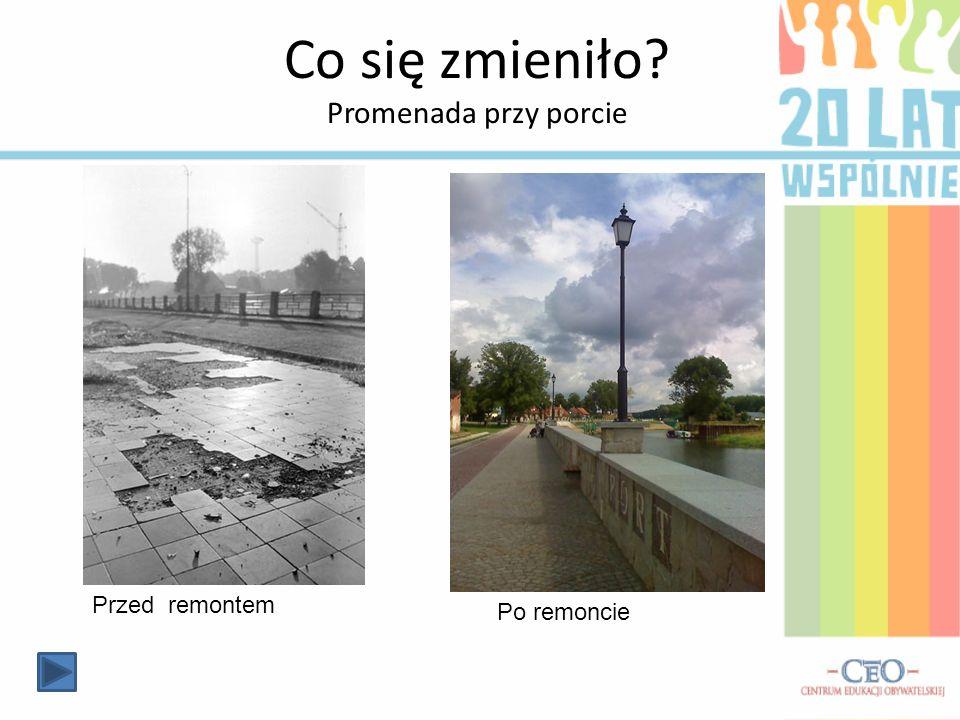 Rozmowa nr 2-p.Tadeusz -Co zmieniło się w naszym mieście z inicjatywy władz samorządowych przez ostatnie 20 lat? -Cóż..., zmieniło się wiele. Na przyk