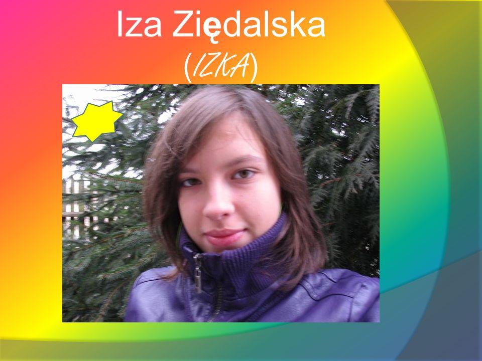 Iza Ziędalska ( IZKA )