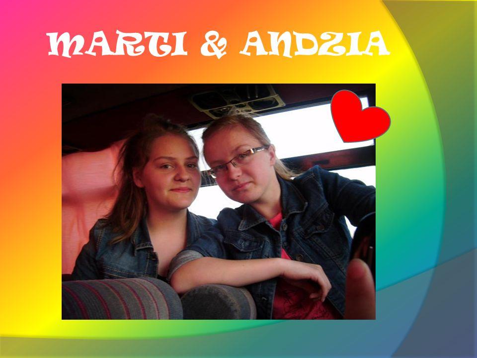 MARTI & ANDZIA
