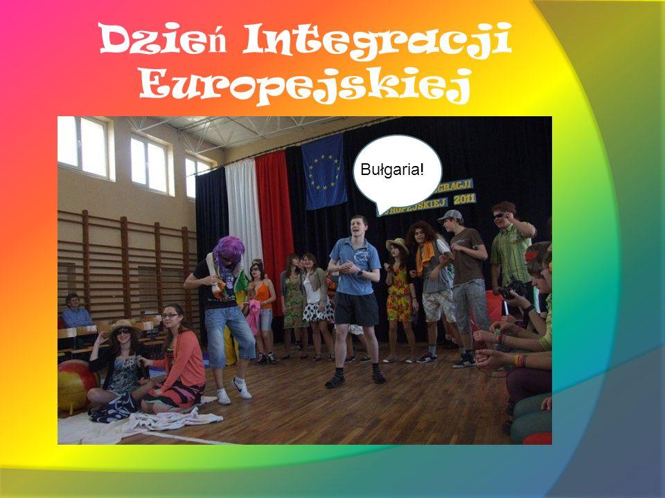 Dzie ń Integracji Europejskiej Bułgaria!