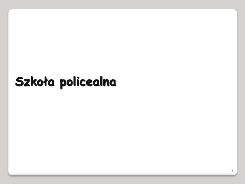 Szkoła policealna 19