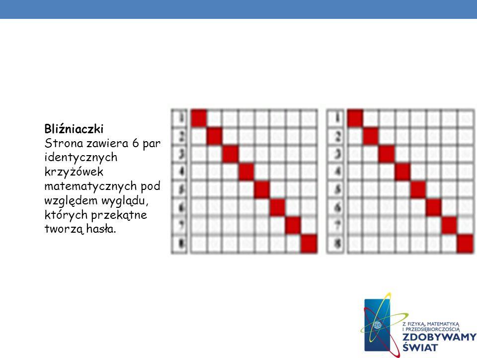 Wyszukiwanka Z diagramu należy wykreślić niżej podane wyrazy, odczytując je poziomo (wprost lub wspak), pionowo (z góry na dół lub z dołu do góry). Po