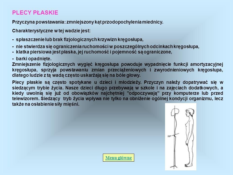 Skoliozy Skolioza, zwana bocznym skrzywieniem kręgosłupa, to wada postawy polegająca na wielopłaszczyznowym odchyleniu linii kręgosłupa od stanu poprawnego.