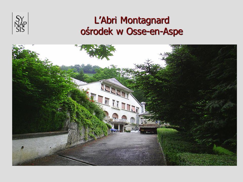 LAbri Montagnard ośrodek w Osse-en-Aspe