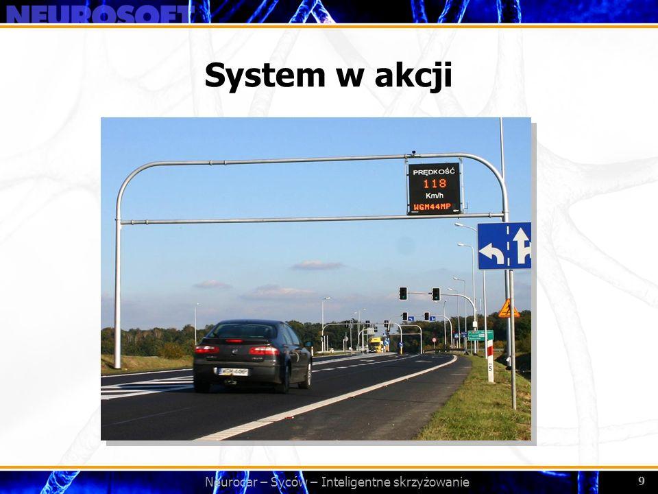 Neurocar – Syców – Inteligentne skrzyżowanie 9 System w akcji