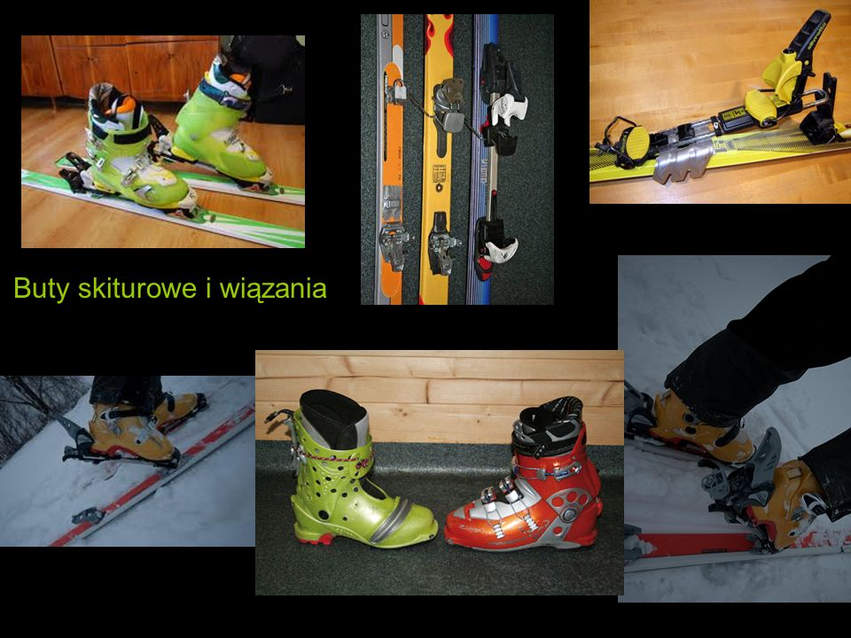 Buty skiturowe i wiązania
