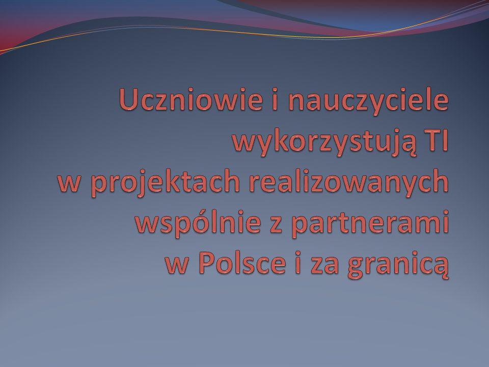 Nauczyciel uczący w naszej szkole informatyki mgr Wiesław Zawadzki został w grudniu 2006 r.