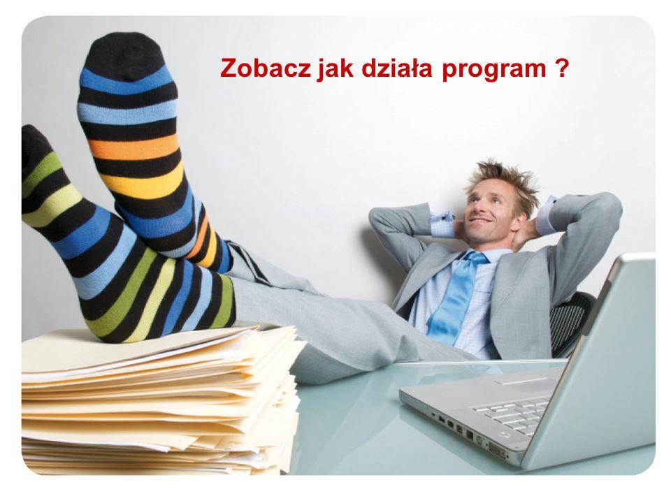 Zobacz jak działa program ?