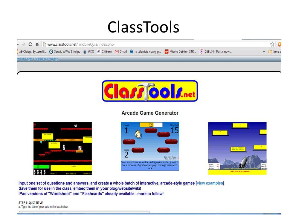 ClassTools
