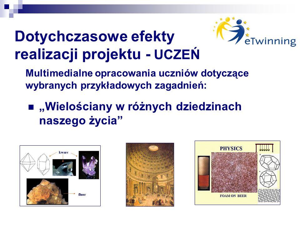 NASZE OSIĄGNIĘCIA: Prezentacja projektu podczas europejskiej konferencji eTwinning w Linz w Austrii, w lutym 2006