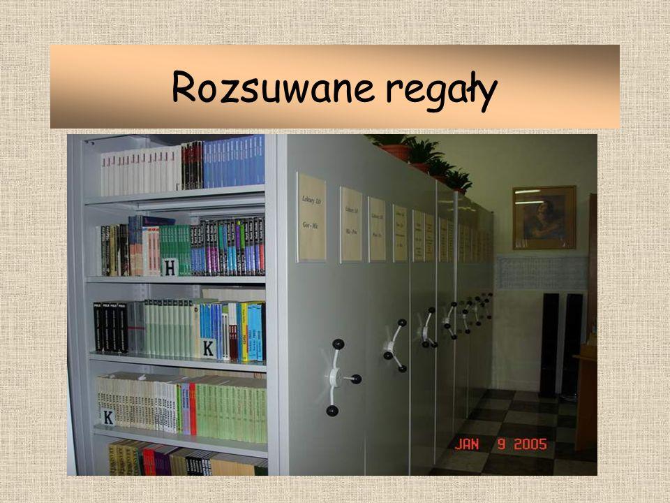 Zbiory Biblioteka dysponuje 21 tyś.woluminów, w tym 1750 dokumentów multimedialnych tj.