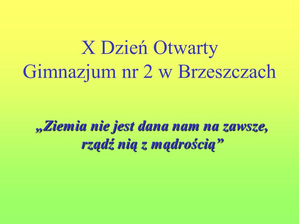 I miejsce Maciej Kuźmiński w I Małopolskim Konkursie Ekologicznym dla dzieci i młodzieży Ziemia w kolorach tęczy Opiekun p.