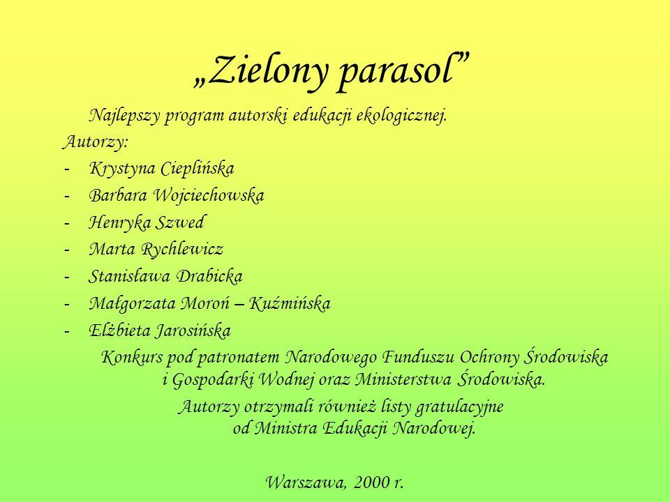X Dzień Otwarty Gimnazjum nr 2 w Brzeszczach Ziemia nie jest dana nam na zawsze, rządź nią z mądrością